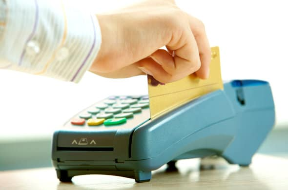 pagamento no crédito rotativo