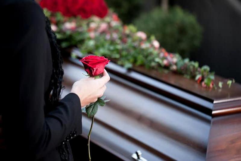 Empréstimo para funeral ou enterro
