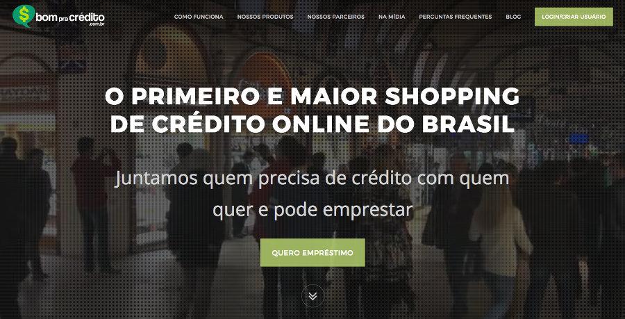 sites de empréstimo - bompracredito.com.br