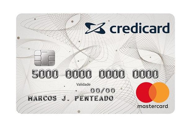cartão digital credicard zero anuidade grátis
