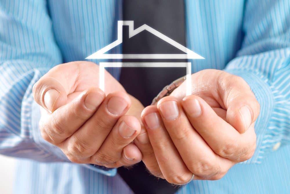 pronto para solicitar uma hipoteca de imóvel