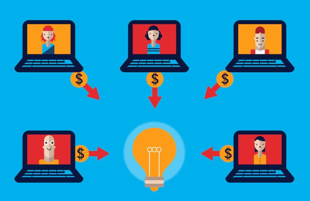 Para financiar: crowdfunding, capital de risco e capital de giro