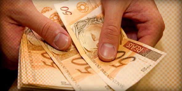 dinheiro emprestado com nome sujo