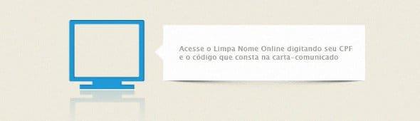 limpar nome online passo 02