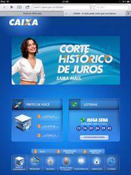 CAIXA no Celular e Dispositivos móveis com Aplicativos Site CAIXA Móvel