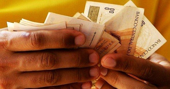 Crédito pessoal conta salário