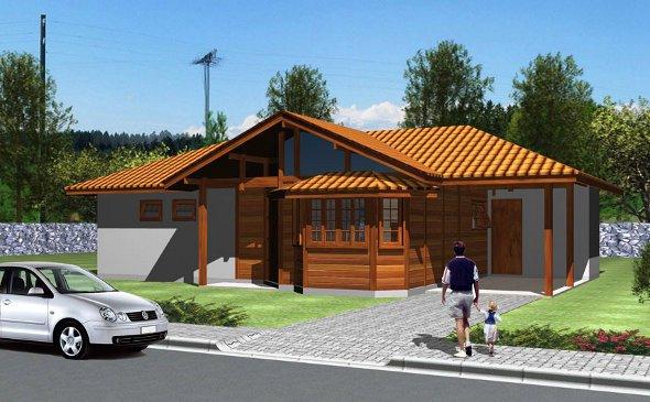 Crédito para Casas Pré-Fabricadas