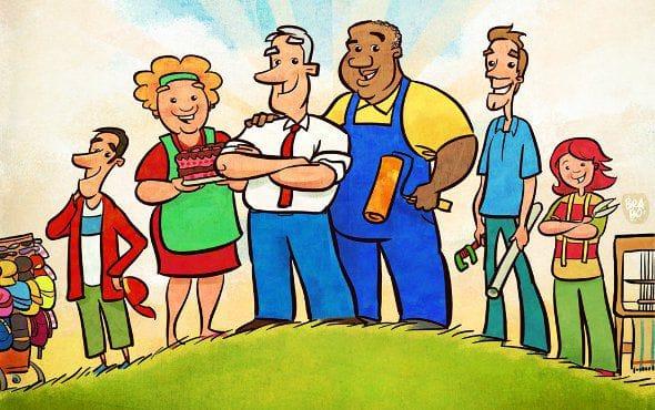 empreendedor individual tomar empréstimo e impostos